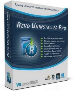 Phần mềm gõ bỏ ứng dụng sạch sẽ – Revo Uninstaller Pro 4