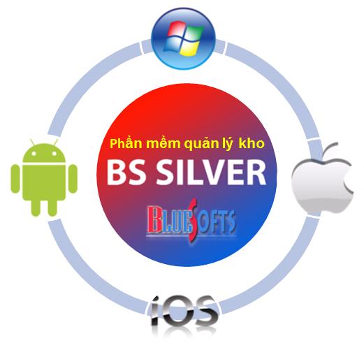 Phần mềm quản lý kho chuyên nghiệp BS Silver