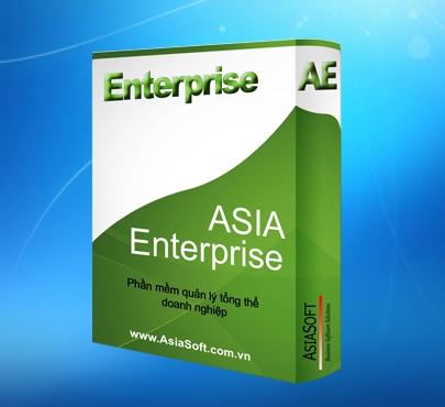 Phần mềm kế toán ASIA ENTERPRISE