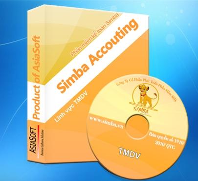 Phần mềm kế toán SIMBA for Edu