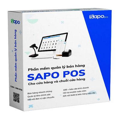 Phần mềm quản lý bán hàng Sapo 5 năm