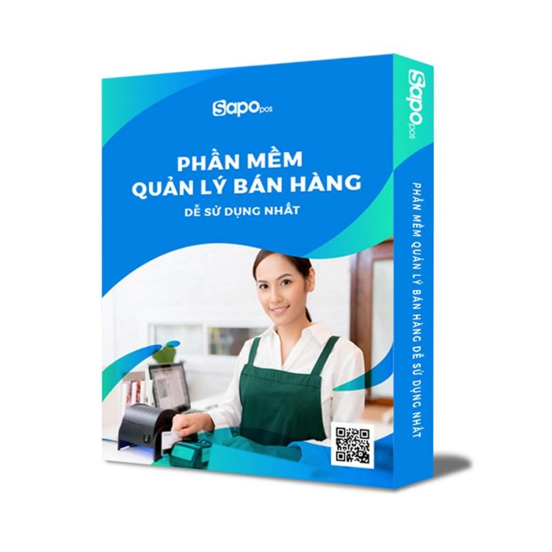 Phần mềm bản quyền/ quản lý bán hàng SAPO POS (Gia hạn 2 năm)
