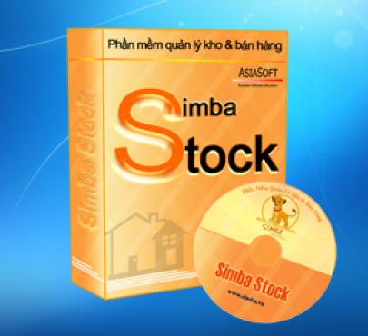 Phần mềm quản lý kho & bán hàng Simba Stock