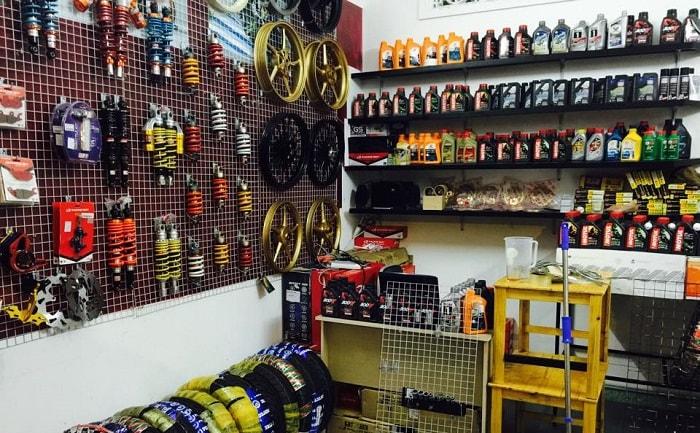 Phần mềm quản lý cửa hàng xe máy, linh kiện - Nhanh.vn