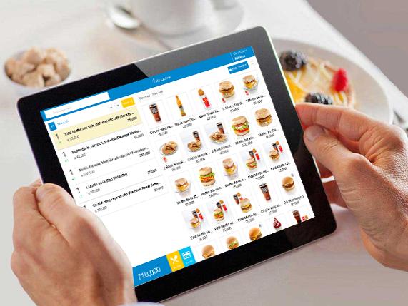 Phần mềm Suno - quản lý nhà hàng quán ăn