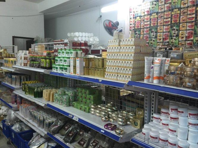 Phần mềm quản lý bán hàng mỹ phẩm - Nhanh.vn
