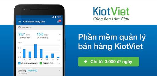 Phần mềm bán hàng KiotViet 2