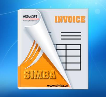 Phần mềm in hóa đơn GTGT SIMBA INVOICE