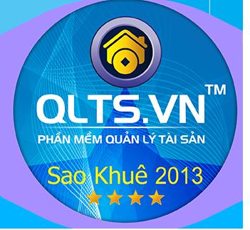 Phần mềm quản lý tài sản QLTS.VN