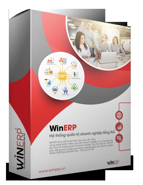 Phần mềm quản lý chuỗi bán lẻ WinERP