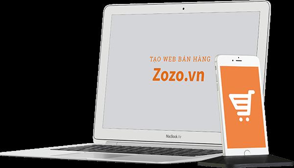 Dịch vụ thiết kế Website Zo -1