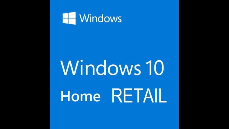 Key Microsoft Windows 10 Home Retail