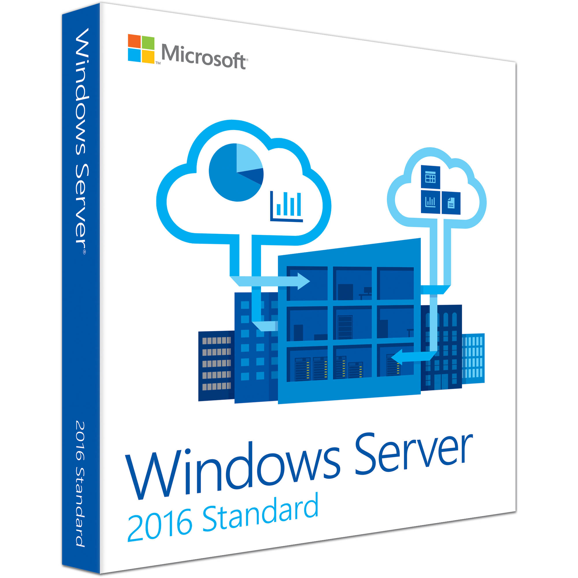 Windows Server 2016 Standard (64bit)