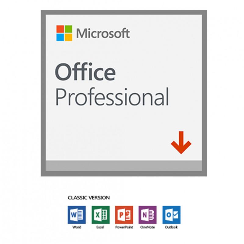 Phần mềm bản quyền/ Office Pro 2019 All Lng APAC EM PKL Online DwnLd C2R NR (269-17071)