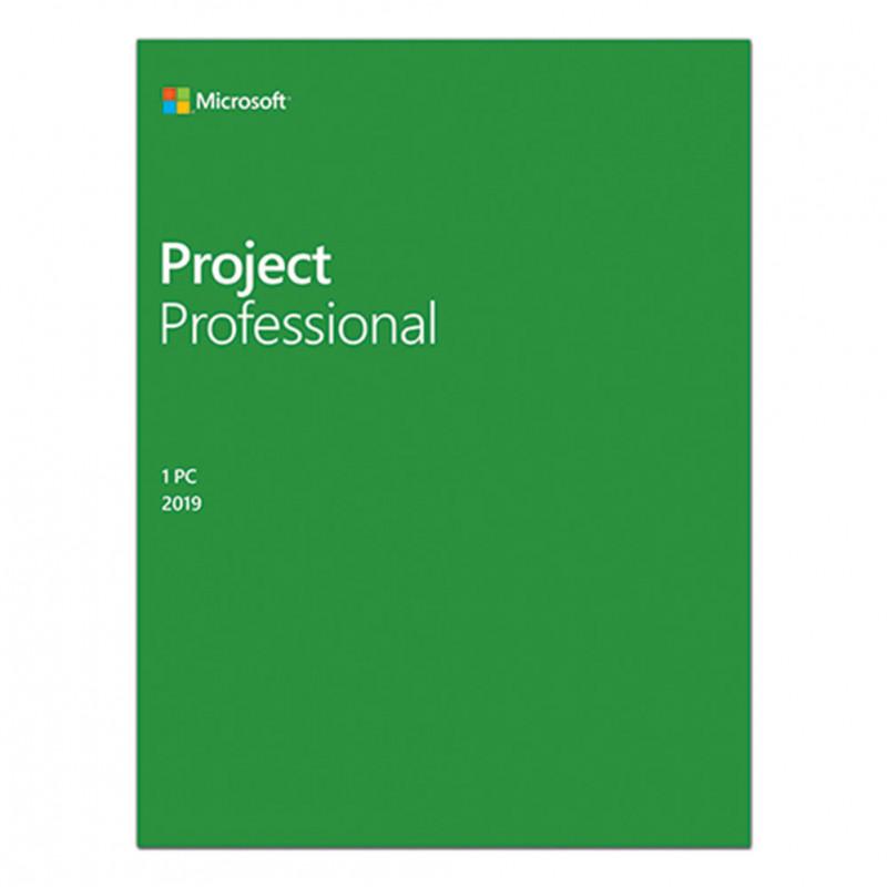 Phần mềm bản quyền/ Project Pro 2019 Win All