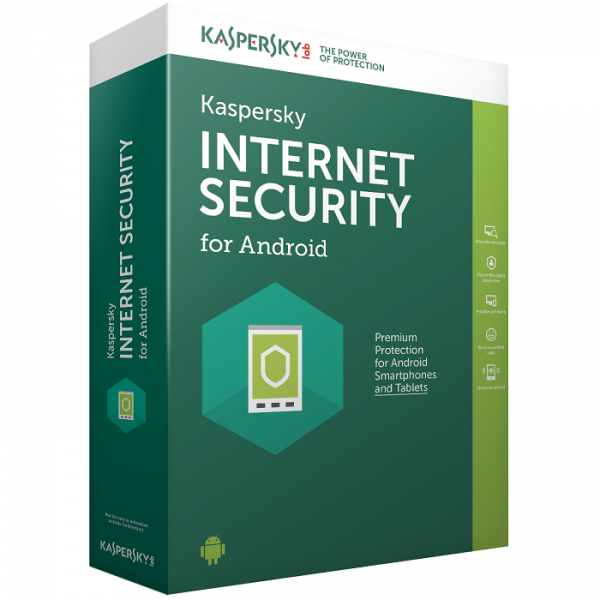 Kasperksy Internet Security cho Android