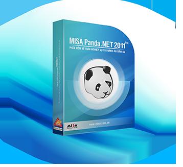 Phần mềm kế toán thi hành án dân sự MISA Panda.NET